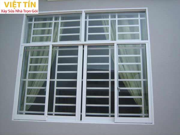 20 mẫu cửa sổ nhôm kính giá rẻ