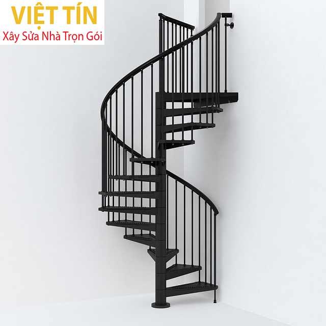 Khung chịu lực của cầu thang