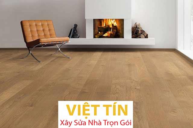Lựa chọn ván sàn gỗ cần quan tâm đến nguồn gốc, chất lượng sản phẩm