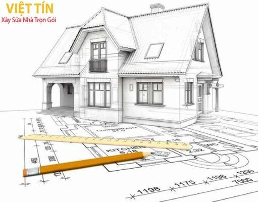 Thiết kế kiến trúc nhà