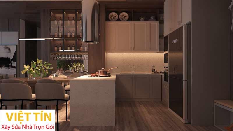 Thiết kế nội thất phong cách hiện đại 4
