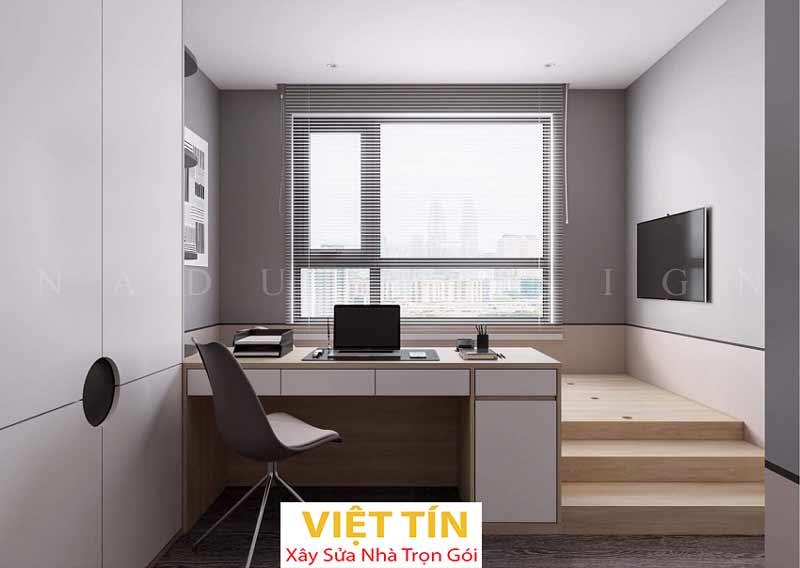 Thiết kế nội thất phong cách hiện đại 6