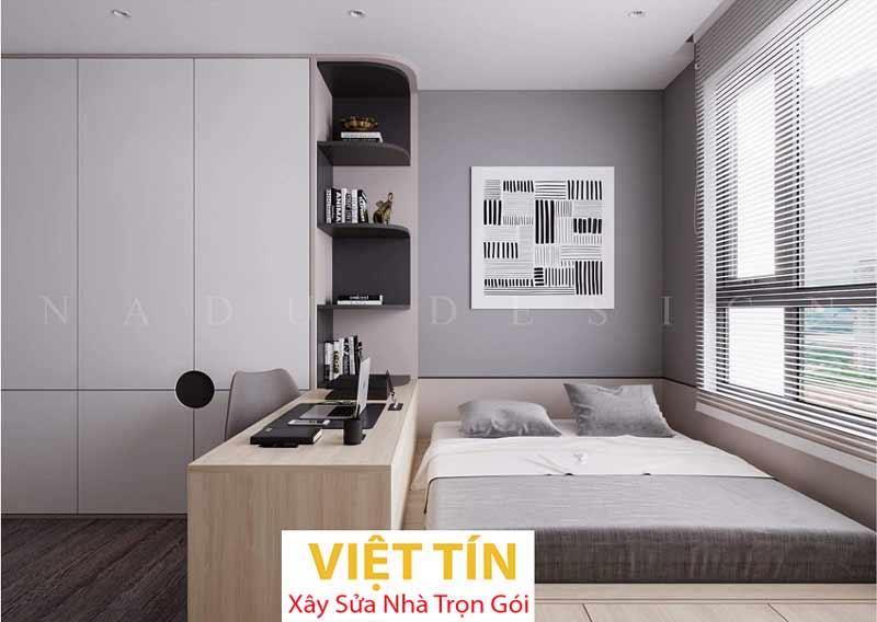 Thiết kế nội thất phong cách hiện đại 7