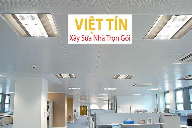 Trần nhôm Clip - in