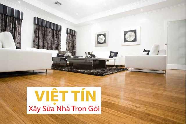 Các loại sàn gỗ mang đến cảm giác ấm cúng cho gia đình
