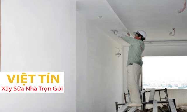 Lưu ý khi áp dụng phương pháp chống thấm cho công trình