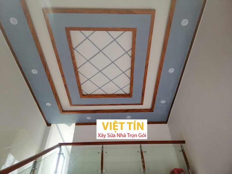 mẫu trần nhà thạch cao đẹp 11