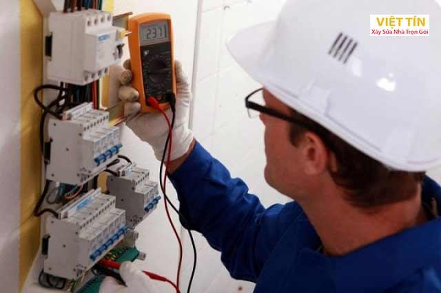 Chất lượng hệ thống điện nước tốt, đảm bảo an toàn