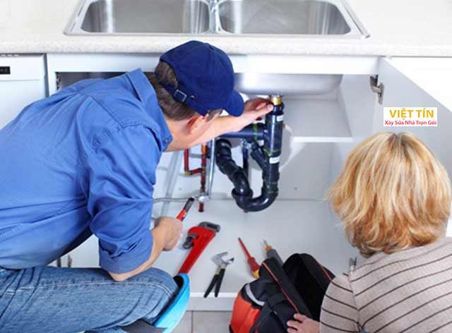 Lắp đặt điện nước Hà Nội phải có đội ngũ thợ chuyên nghiệp