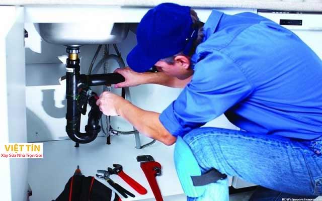 Lắp đặt điện nước có vai trò rất quan trọng trong xây dựng