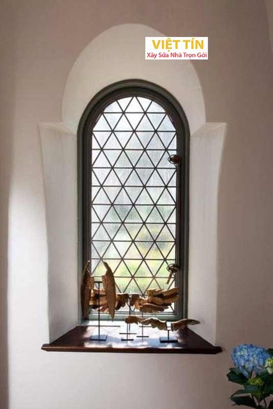 Nhiều khách hàng chọn làm cửa sổ sắt vì giá trị thẩm mỹ của chúng