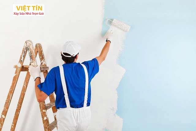 Sử dụng dịch vụ sơn nhà Hà Nội còn gặp một số khó khăn
