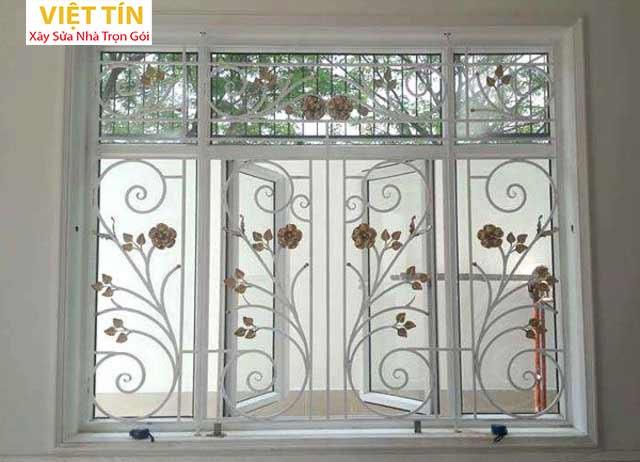 Tiêu chuẩn lớp sơn ngoài sẽ ảnh hưởng đến chất lượng cửa sổ sắt